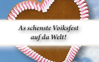 Gäubodenvolksfest 2015 - Schauspielführung von Zeitgespür